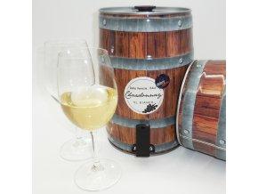 Vinný SOUDEK Chardonnay . 5 litrů