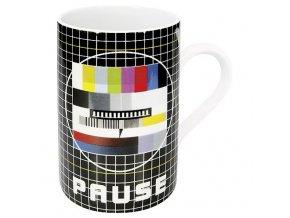 Hrnek . TV Pause