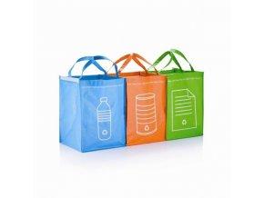 Recyklační tašky . 3ks