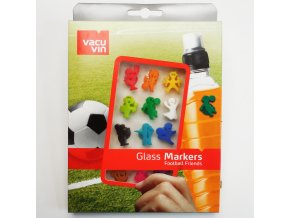 Fotbal . Party označovače sklenek