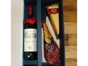 Jamón & sýr s Bordeaux