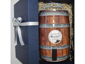 Vinný SOUDEK Merlot . 5 litrů