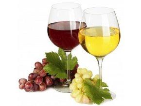 Bílé & červené víno . náhradní 5 l náplň do soudku