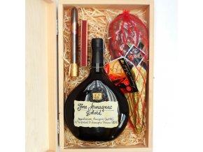 Woodcase . Armagnac Delikates s kýtou