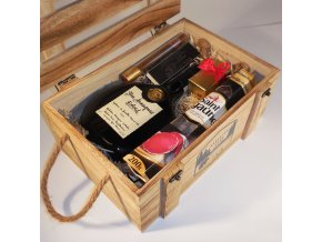 WOODBOX NEW . Armagnac Deli