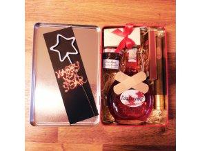 Vánoční krabička . Pro chvíle pohody