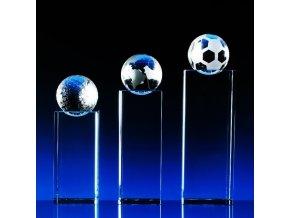Globe . Optické sklo
