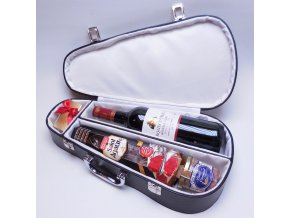 Inkognito . Bordeaux s panenkou a paté
