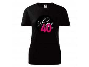 love 40