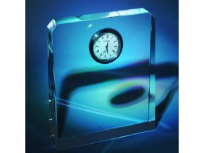 time in glass