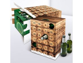 pivni adventni kalendar na 24 piv