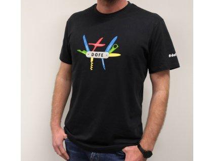 Pánské tričko DOFE Multitool