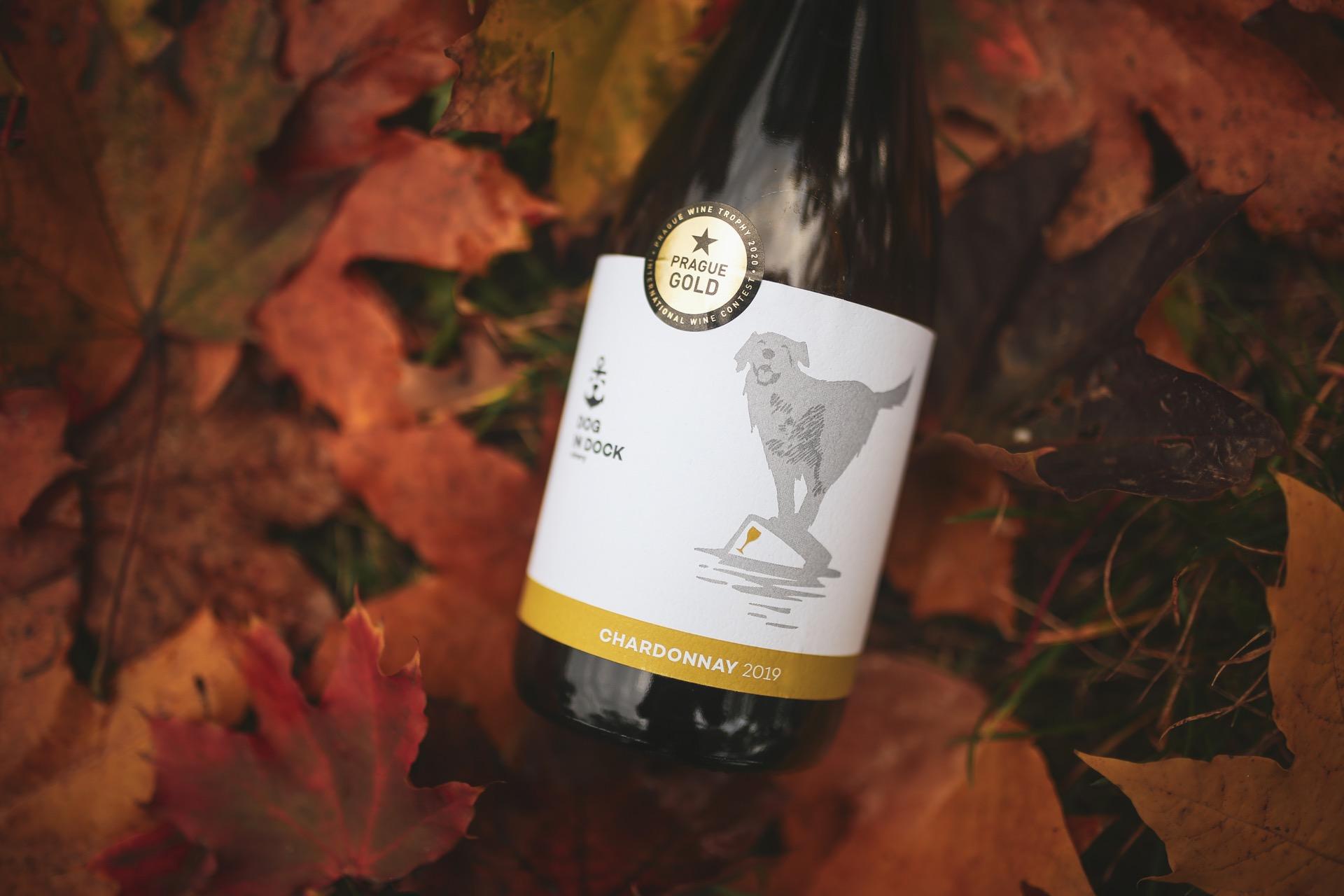 Chardonnay: Klenot z Francie se prosazuje i u nás