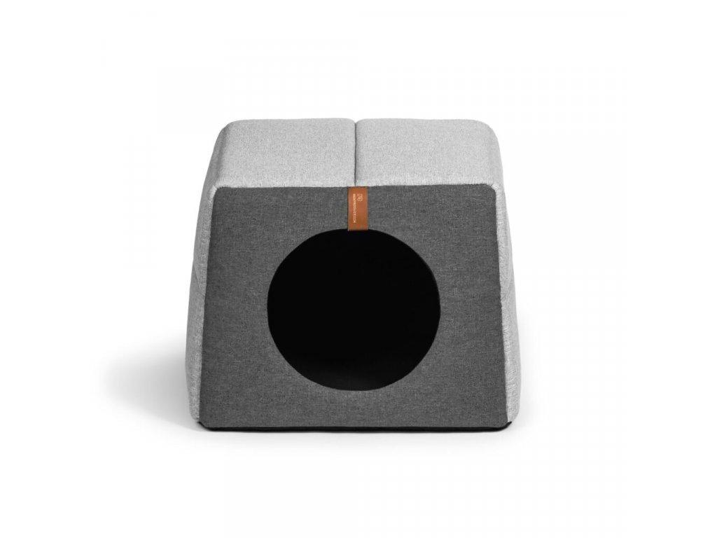 REXUADDME Dark Grey Melange 1 1024x1024