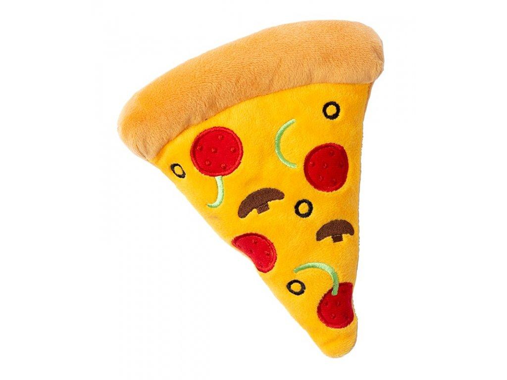 large fuzz yard pizza