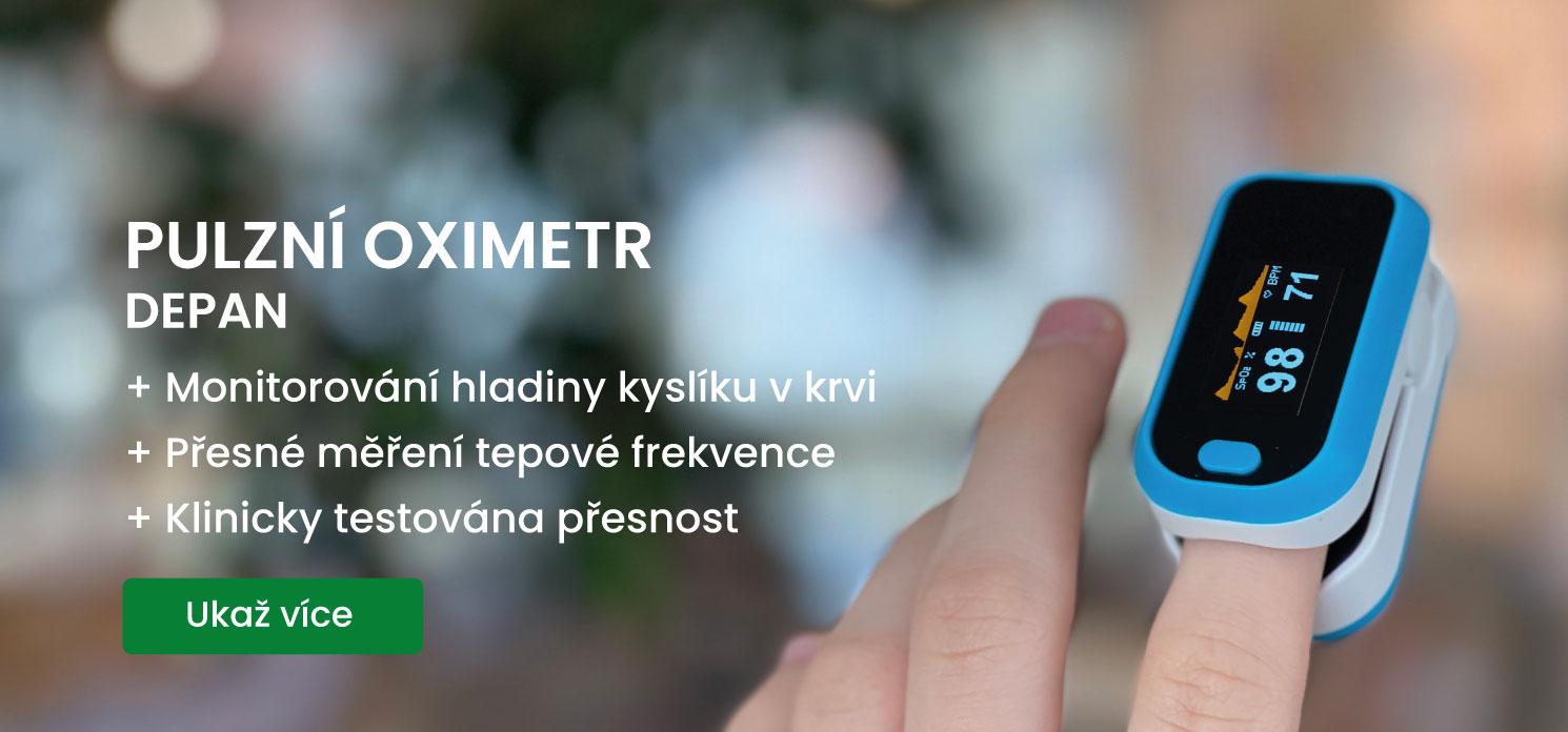 Pulzní oximetr