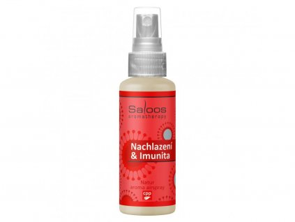 Saloos Natur Aroma Airspray Nachlazení & Imunita 50ml