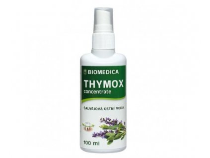 Thymox - šalvějová ústní voda 100ml