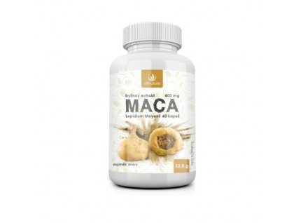 allnature maca bylinny extrakt 60 cps