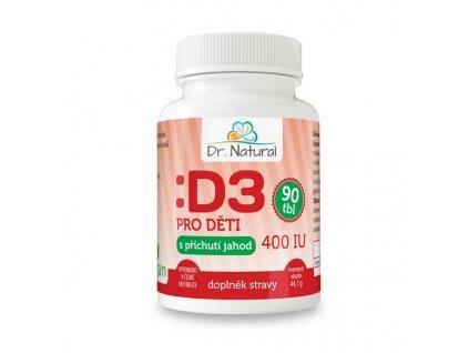 vyr 7019 vitamin d3 pro deti