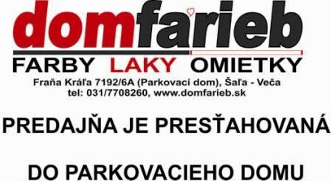 DOM FARIEB PD