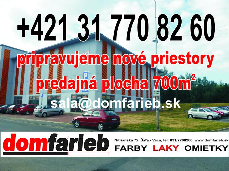 DOM FARIEB new