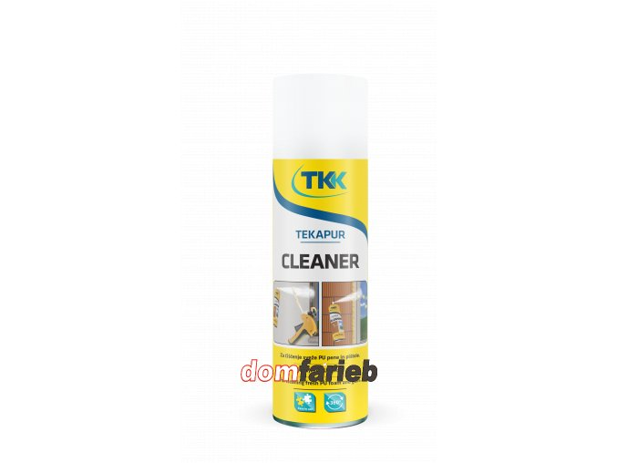 TKK Tekapur cleaner