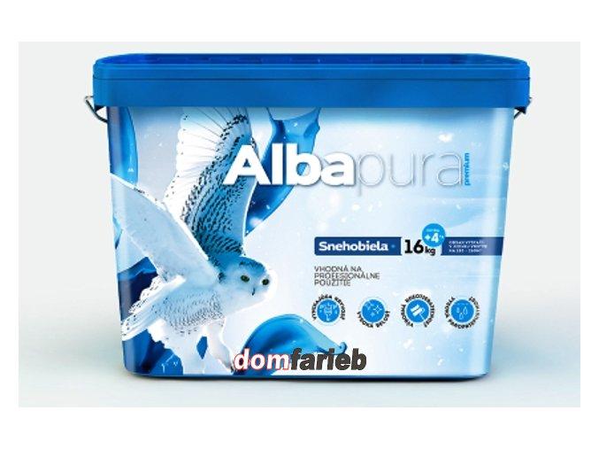 albapura snehobiela 1