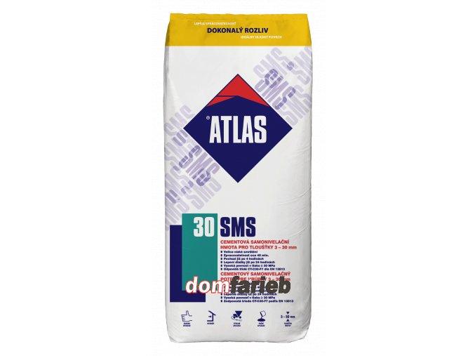 ATLAS SMS30 samonivelizačná hmota
