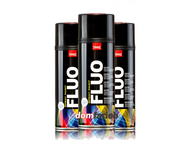 FLUO 400ml (Odtieň oranžová)