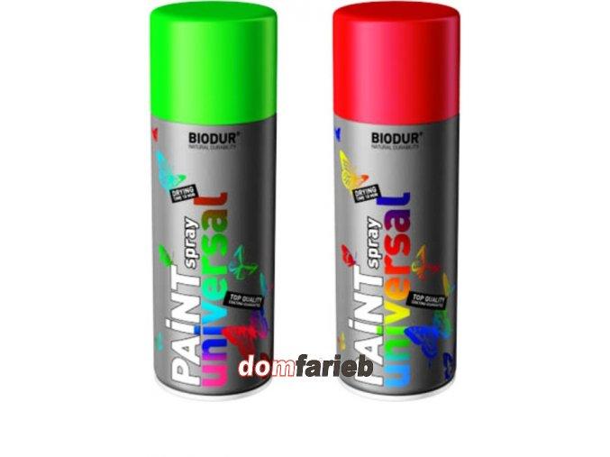 Spray BIODUR uni rimark