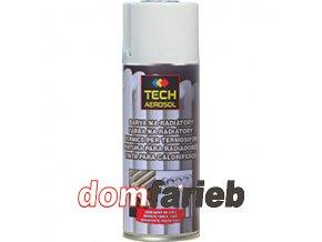 PRO-TECH farba na radiátory 400ml (Odtieň RAL9010)