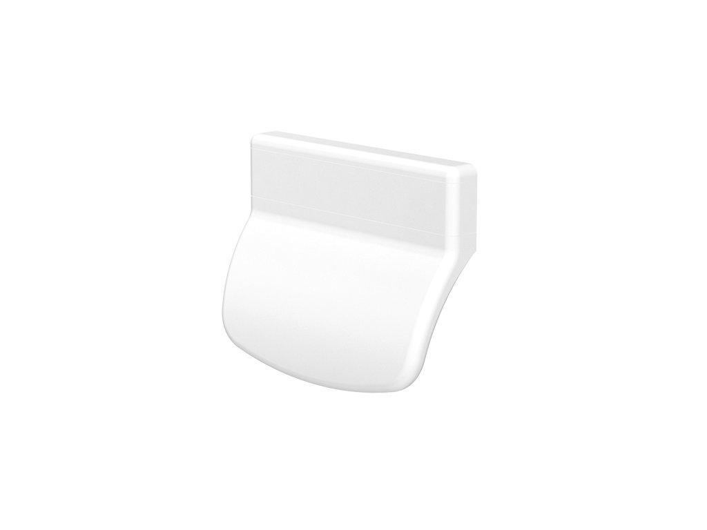 PVC madielko biela115 00 ral 9016