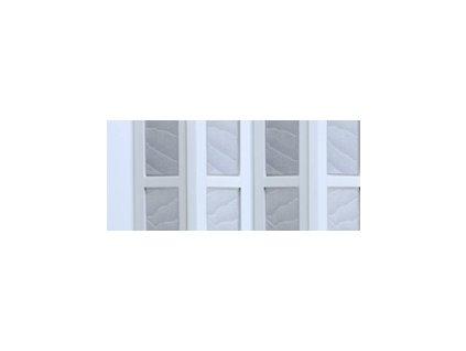 Rozširujúci panel CRYSTALLINE GLASS