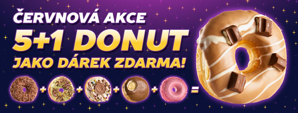 5+1 donut zdarma desktop