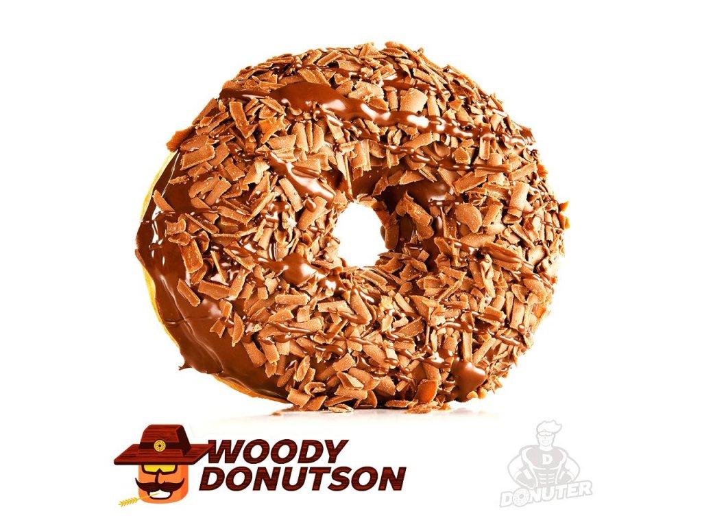 woody donutson