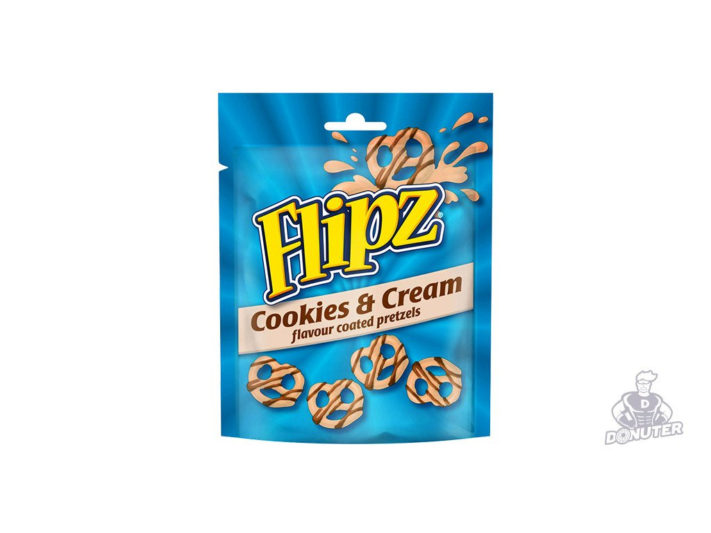 A Flipz Cookies