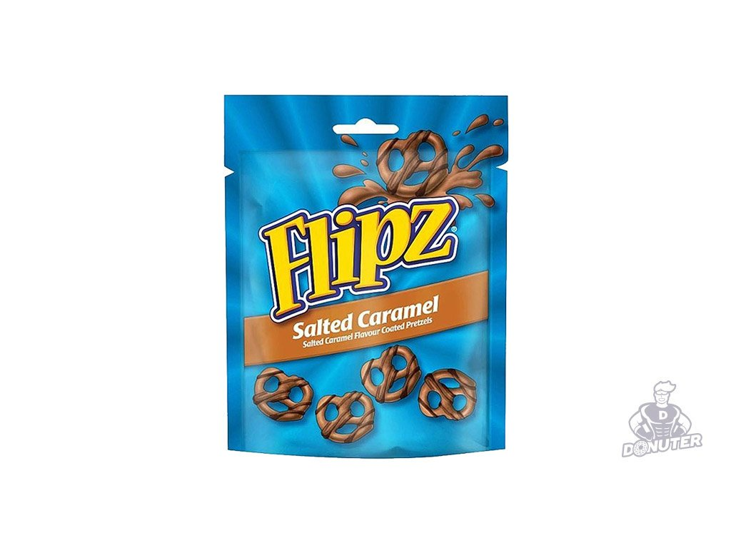 A Flipz Caramel