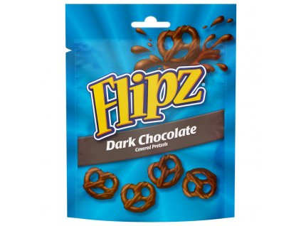 Flipz Dark Chocolate 100g z1