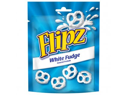 Flipz White Fudge 1 z1