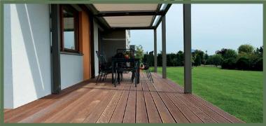 Terasy z exotických dřevin – Massaranduba