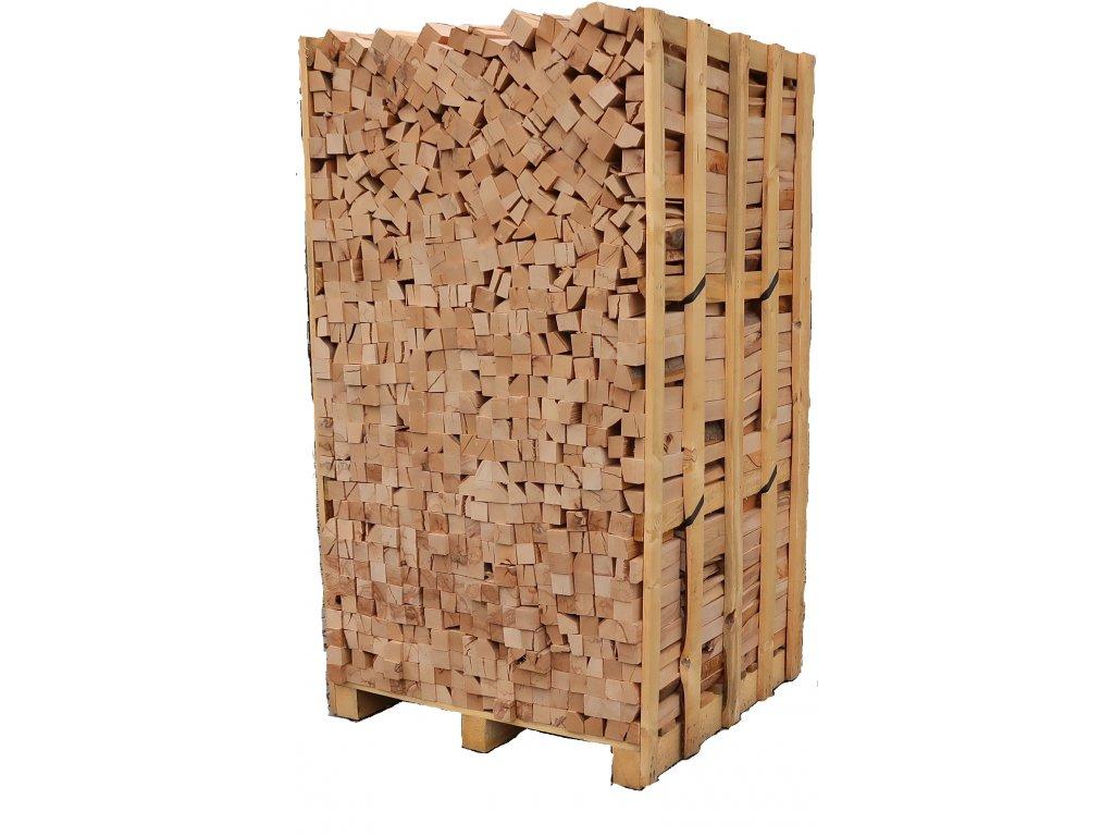 Palivové dřevo / bukové hranolky