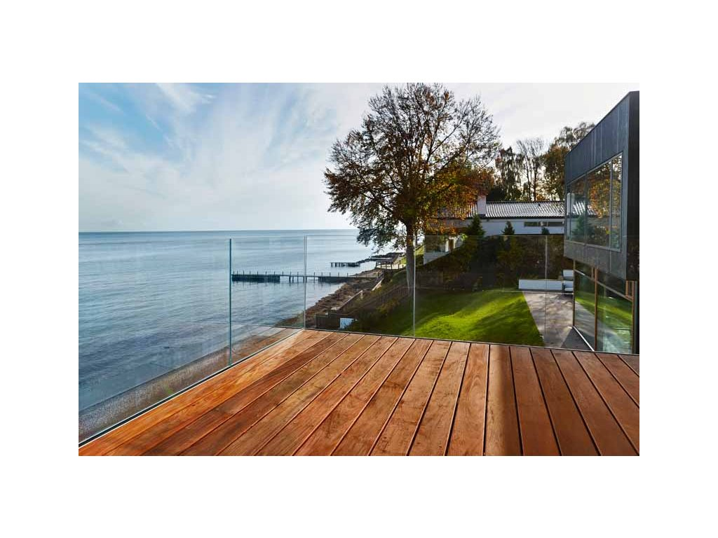 DLH decking Ipe terrace arrangement 007
