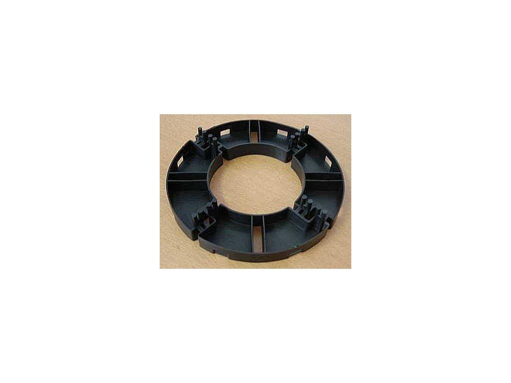Terč KLASIK plastový 157x15 mm stohovatelný, spára 4 mm