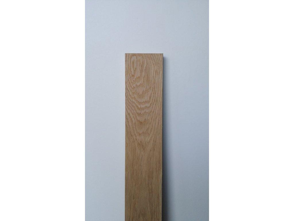 Dubové plotovky 1,5 x 7,5 cm, délka 100 cm