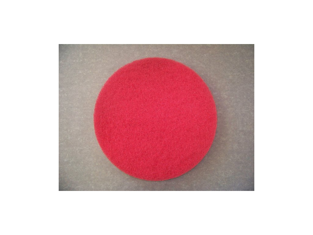 PAD červený 330mm
