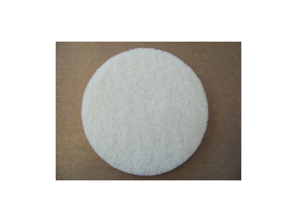 PAD bílý pro podlaháře 407mm