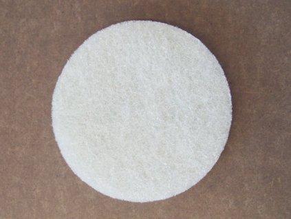 PAD bílý pro nábytkáře 150mm