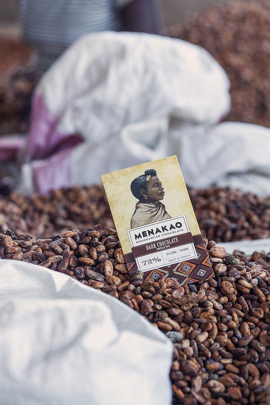 Výborná chuť Madagaskaru: čokolády Menakao