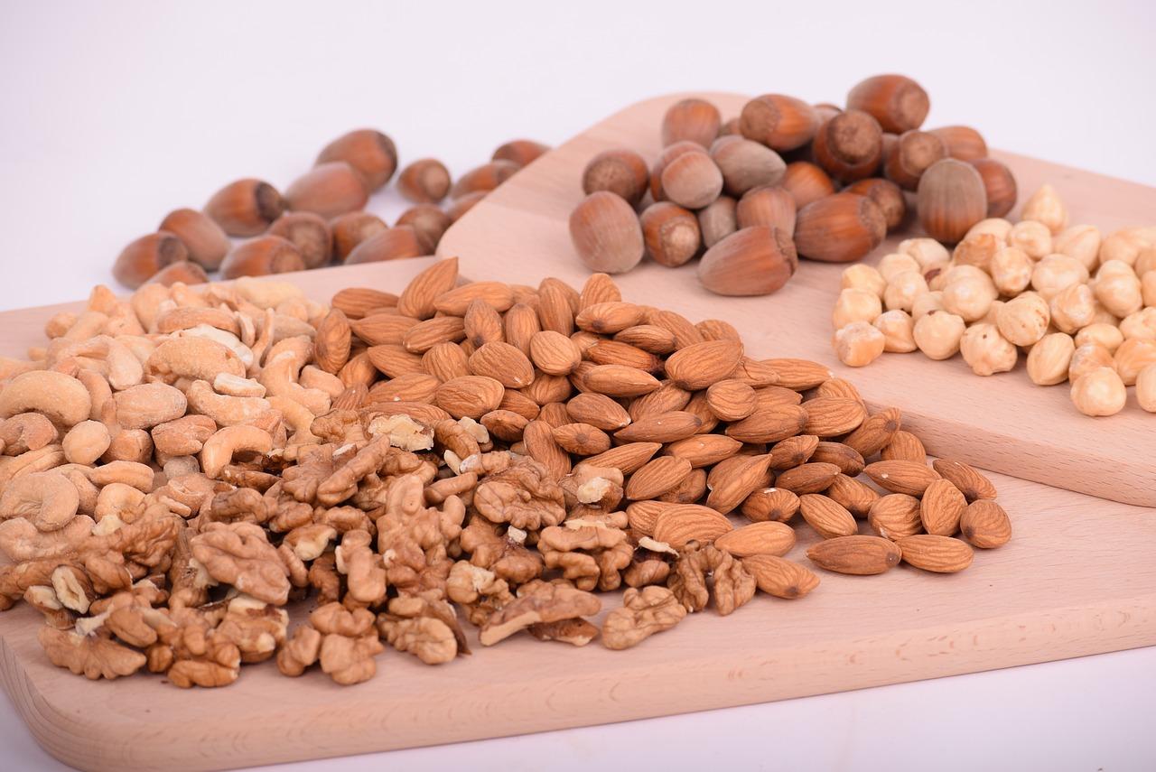 Srovnání ořechů: Které jsou pro vás nejlepší?